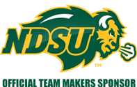 NDSU Official Team Makers Sponsor