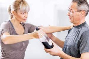 Wife wonders is my husband an alcoholic