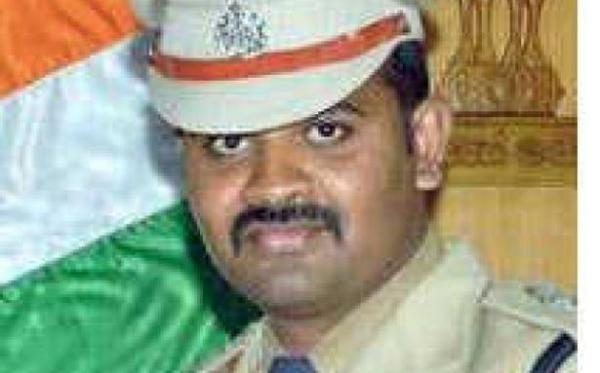 New Hassan SP takes charge - The Hindu