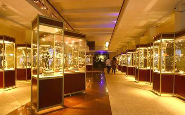 Egmore Museum Set For An Upgrade The Hindu