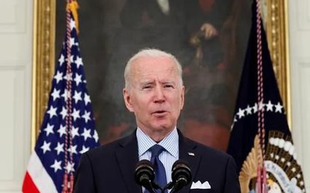 U.S. to send about 10% of its vaccines to other countries by July 4: Biden