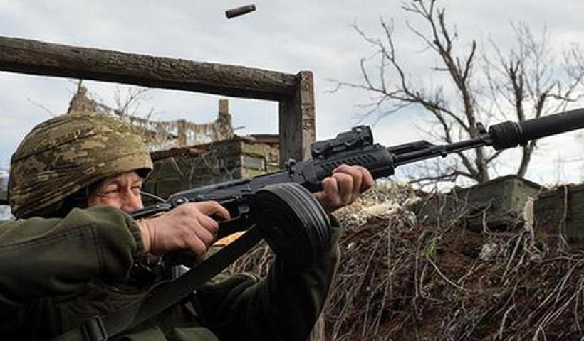 Ukraine says one soldier killed amid tensions on Russia border