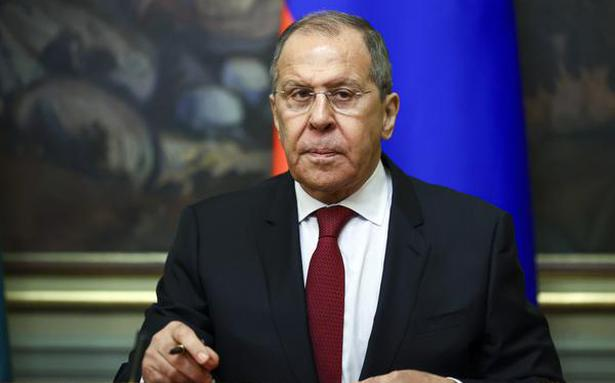 Russian Foreign Minister to visit India next week
