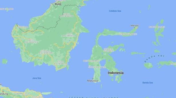 Indonesian divers hunt 17 missing after fishing boat, bulk carrier collide