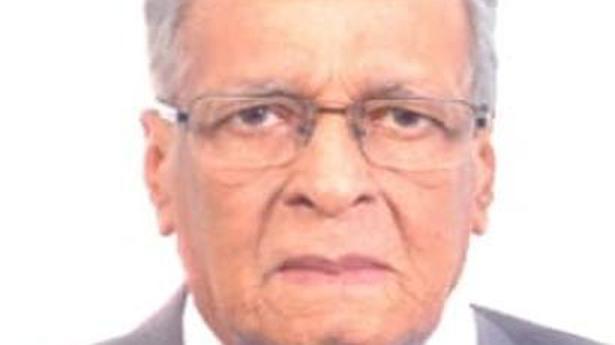 Former APSEB chairman Balarama Reddy passes away