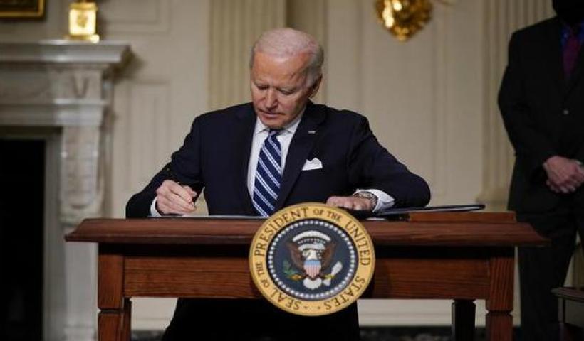 Biden lifts Trump-era ban blocking legal immigration to U.S.
