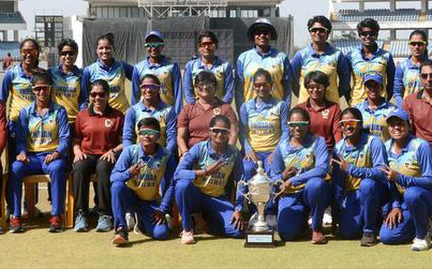 Women's National One-Day tournament | Railways proves unstoppable