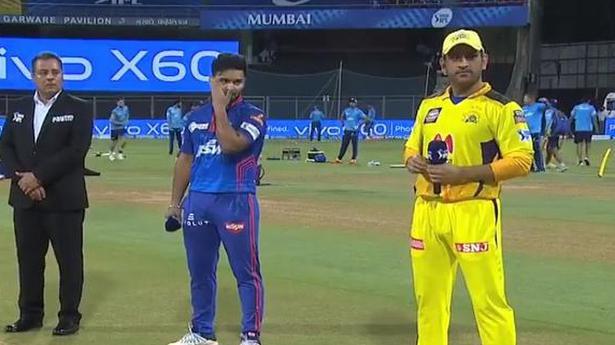 Indian Premier League 2021 | CSK vs DC | Delhi wins toss; elects to bowl