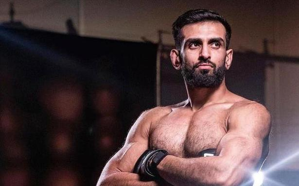 Indo-Canadian MMA fighter KB Bhullar on being part of UFC: 'It's a dream come true'