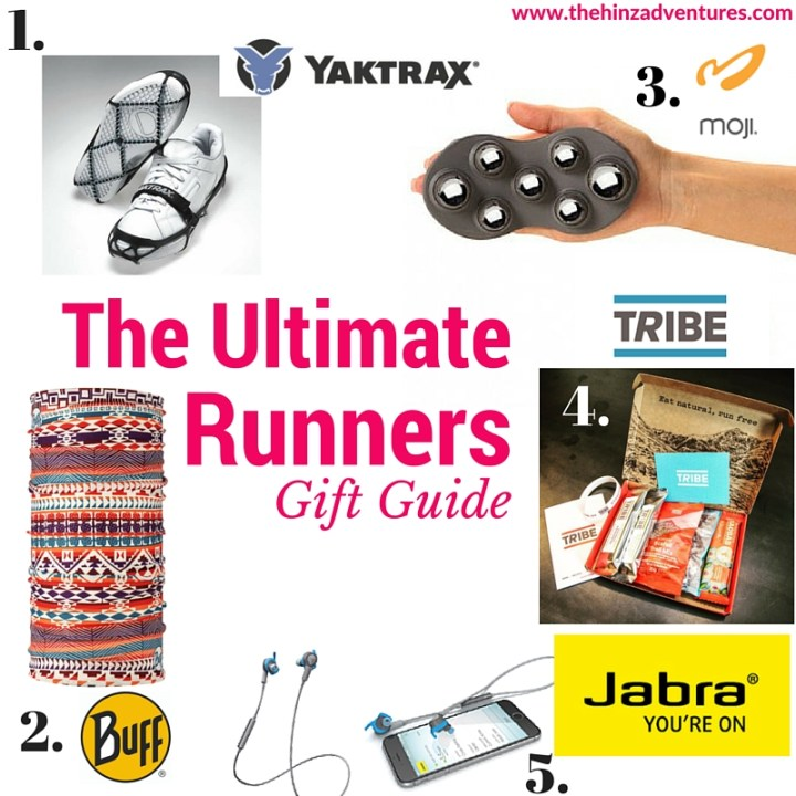 The Ultimate Runners Gift Guide Giveaway