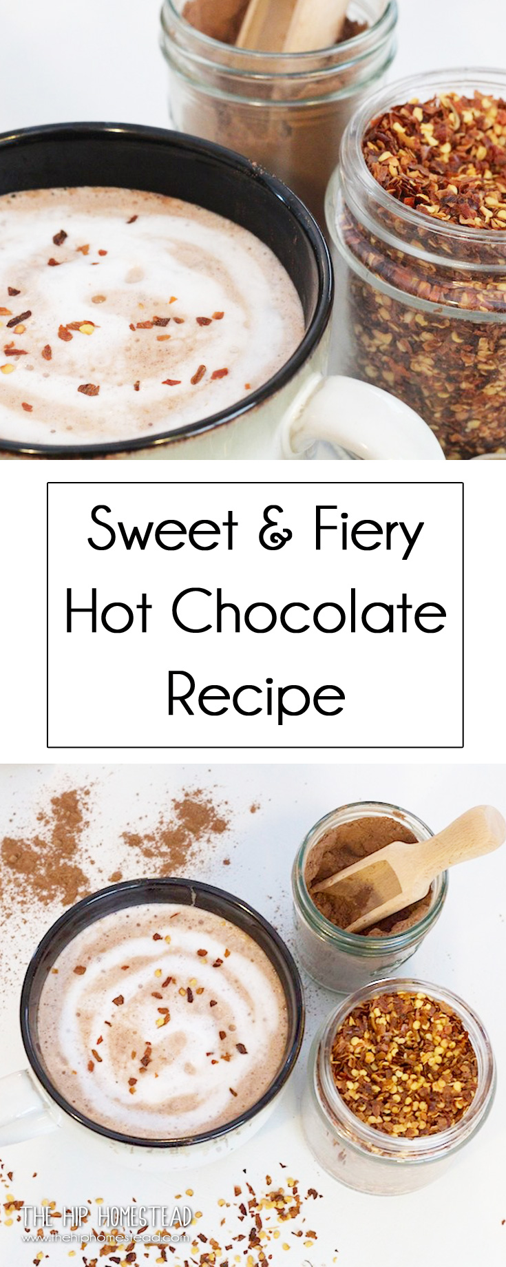 Fiery Hot Chocolate Recipe The Hip Homestead