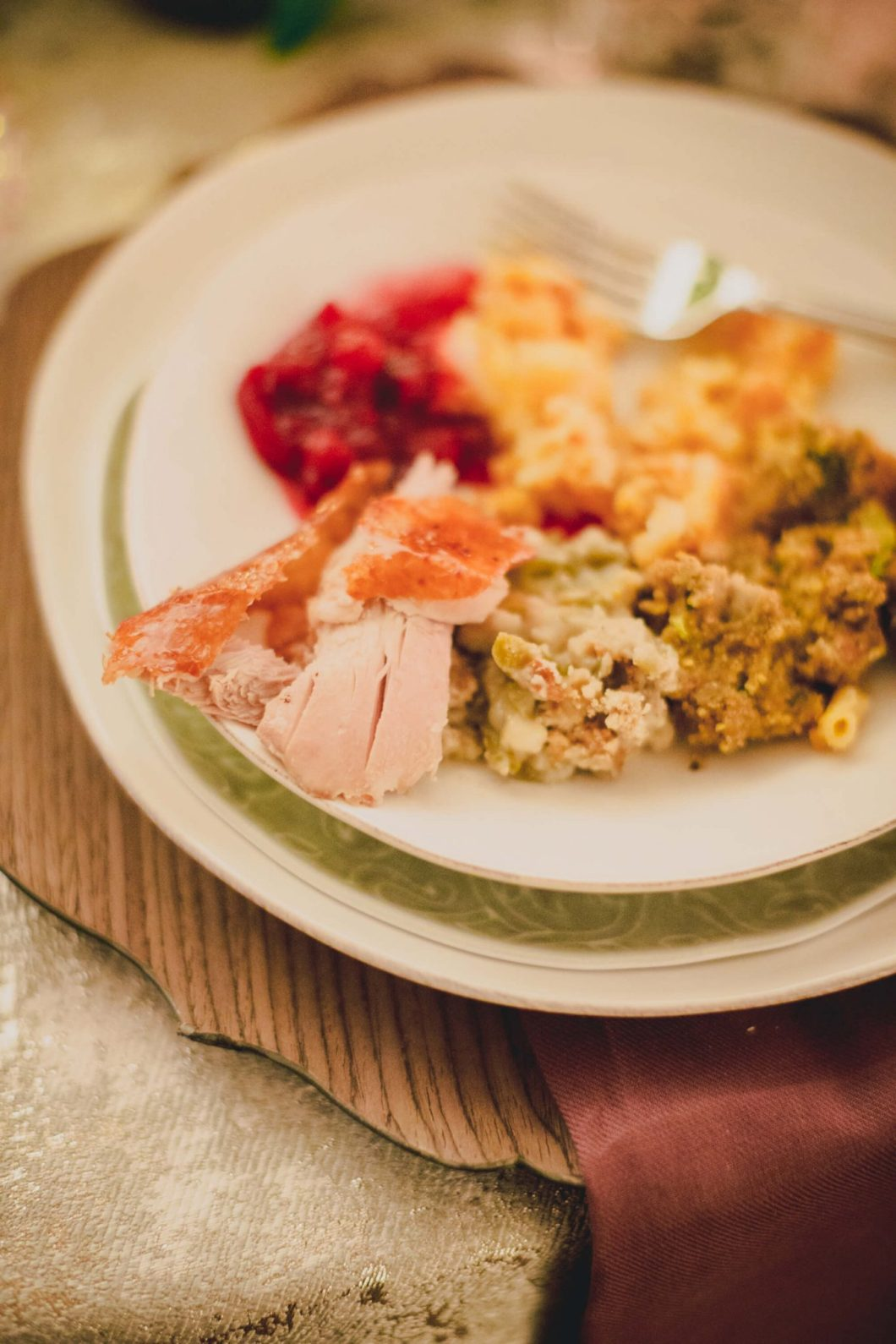 Thanksgiving Recipe // Gluten Free Thanksgiving // www.thehisfor.com