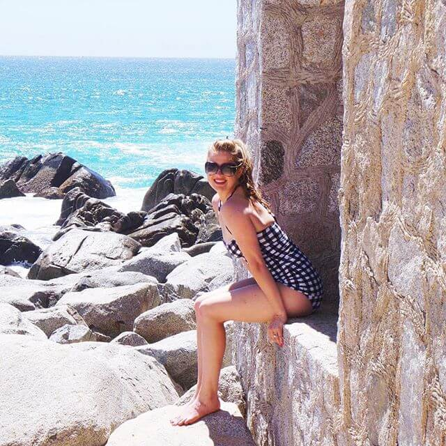 What We Wore // Spring Break in Mexico