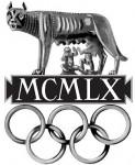 1960 Rome Olympics logo