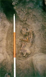 Male Cladh Hallan bog mummy