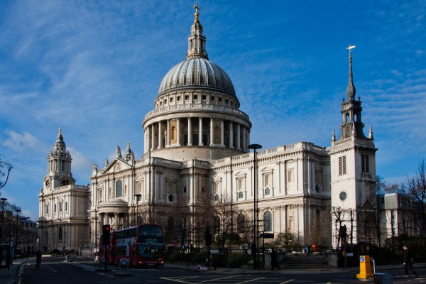 St Paul's Cathedral Historical Facts and Pictures | The ...
