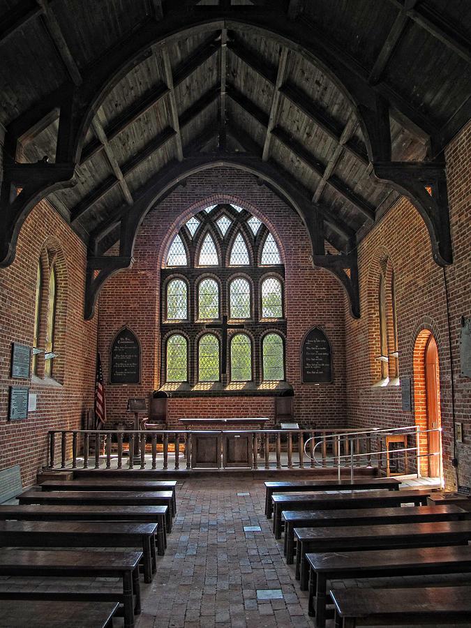 Chapel University Jamestown