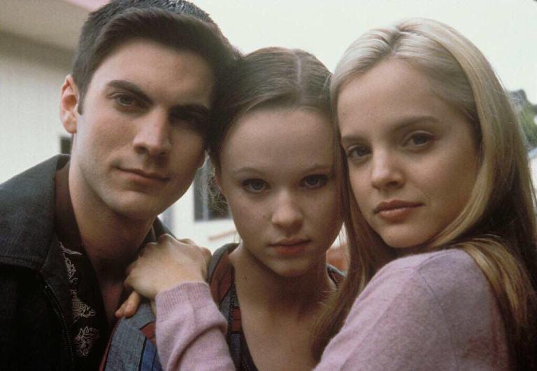 'American Beauty' (1999) cast