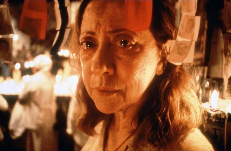 razilian actress Fernanda Montenegro in