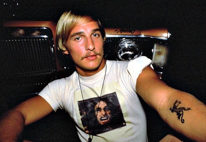Matthew McConaughey in