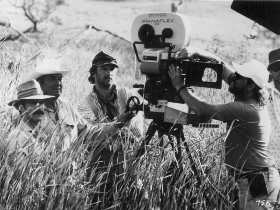 Kevin Costner directing