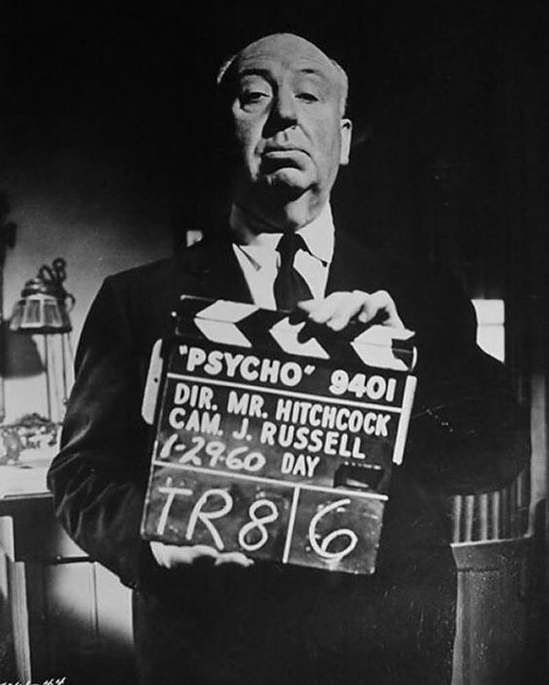 Alfred Hitchcock - 'Psycho' (1960)
