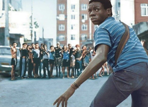 """Classic scene from the movie """"City of God"""" (2002)"""