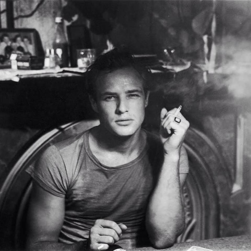 Marlon Brando in A Streetcar Named Desire, 1951