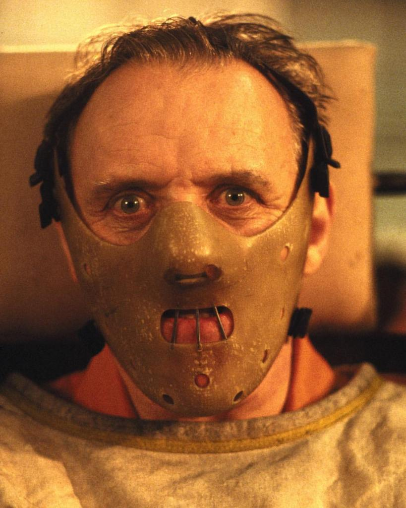What a performance. Sir Anthony Hopkins behind the scenes of 'The Silence of the Lambs' (1991)