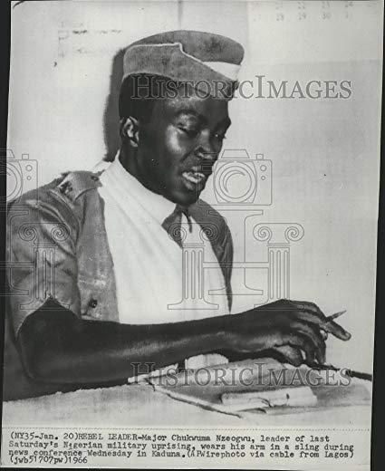Image of Chukwuma Kaduna Nzeogwu