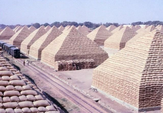 Image of Groundnut Pyramids of Kano