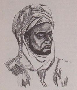 Image of Usman Dan Fodio 1804 Sokoto Jihad