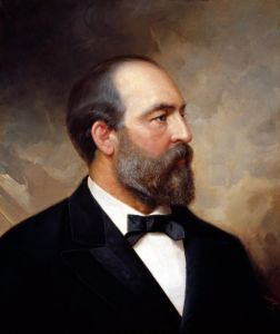 Image of James Abram Garfield