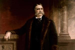 Image of President Chester Alan Arthur
