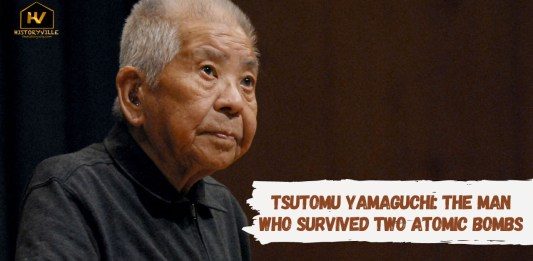 Tsutomu Yamaguchi - The Man Who Survived Two Atomic Bombs