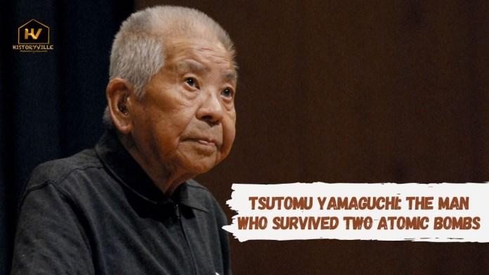 Tsutomu Yamaguchi - The Man Who Survived Two Atomic Bombs