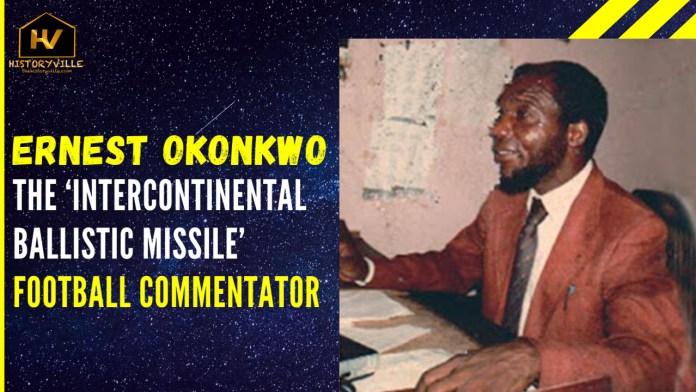 Ernest-Okonkwo