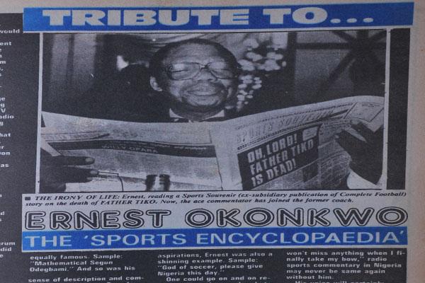 Ernest Okonkwo