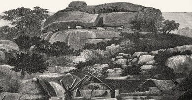 Image of Olumo Rock Abeokuta