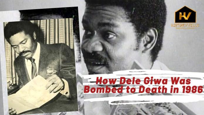 Dele Giwa death