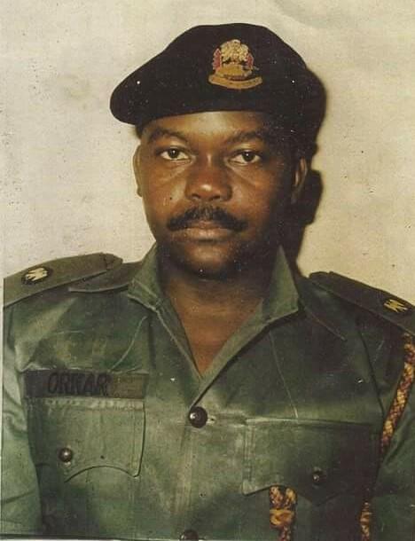 Major Gideon Gwaza Orkar