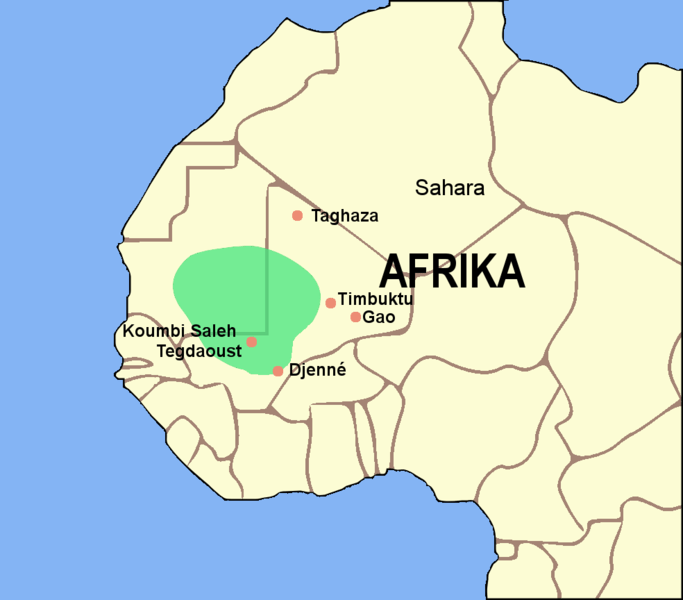 ghana-empire-map