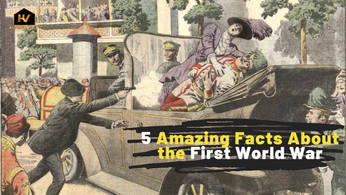 World War I Interesting Facts