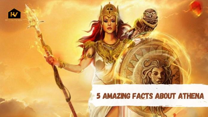 athena-amazing-facts
