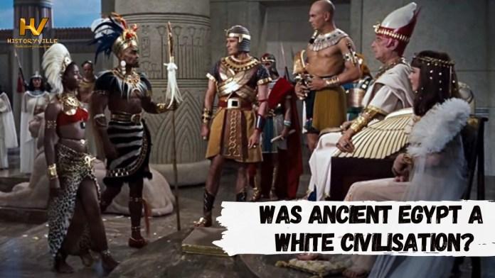 Was Ancient Egypt a White Civilisation