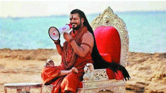On the run, Nithyananda has his 'own country' now