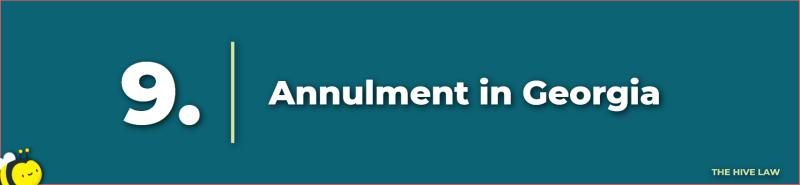 Annulment in Georgia - Best Divorce Attorney in Atlanta - Divorce Attorney Atlanta Free Consultation