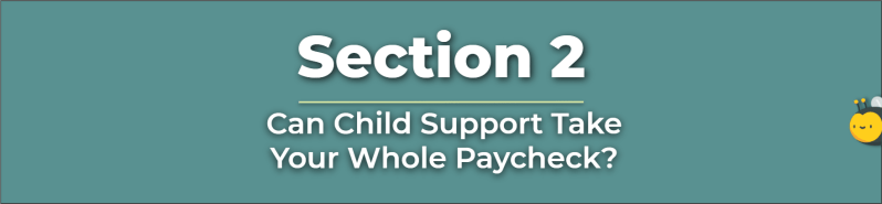 Can Child Support Take Your Whole Paycheck - Can Child Support Take Unemployment - Can Child Support Take My Stimulus Check