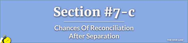 Chances Of Reconciliation After Separation - Average Length of Separation Before Reconciliation - How Long Can You Be Legally Separated