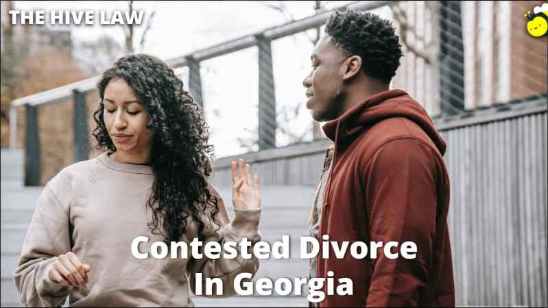Contested Divorce In Georgia - Contested Divorce In GA - No Contest Divorce In GA